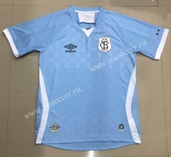 2020-2021 Santos Laguna 2nd Away Light Blue Thailand Soccer Jersey AAA-7T