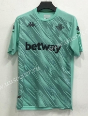 2020-2021 Real Betis Green Thailand Training Soccer Jersey-7T