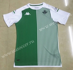 Special Version 2020-2021 Real Betis Home White and Green Thailand Soccer Jersey AAA-7T