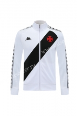 2020-2021 CR Vasco da Gama White Soccer Jacket -LH