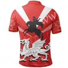 2020-2021 Ninth St.George Red Rugby Shirt