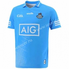 2020-2021 Ireland  Light Blue Rugby Shirt