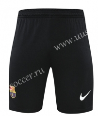 2020-2021 Barcelona Goalkeeper Black Thailand Soccer Shorts-418