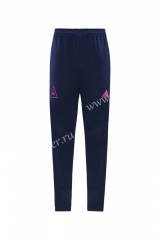 2020-2021 Joint Edition Royal Blue Long Pants-LH
