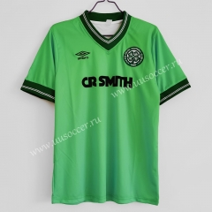 1984-1986 Retro Version Celtic Home Green Thailand Soccer Jersey AAA-C1046