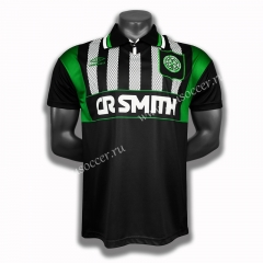 94-96 Retro Version Celtic Away Black & Green Thailand Soccer Jersey AAA-C1046