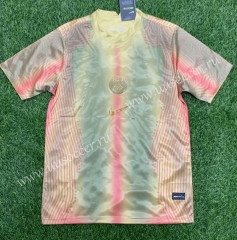 Classic Version Paris SG Light Pink Thailand Soccer Jersey AAA-407