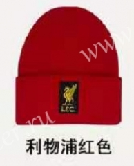 Liverpool Soccer Red Hat