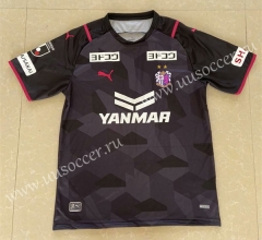 2021-2022 Cerezo Osaka 2nd Away Dark Purple Thailand Soccer jersey AAA-417