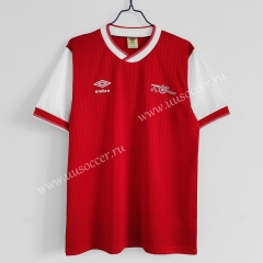 1983-1986 Retro Version Arsenal Home Red Thailand Soccer Jersey AAA-C1046