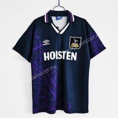 1994-96 Retro Version Tottenham Hotspur Away Purple Thailand Soccer Jersey AAA-C1046