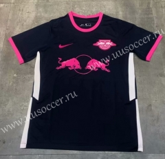 2021-2022 RB Leipzig Black Thailand Soccer Jersey AAA