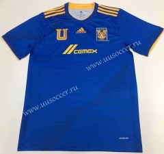 Club World Cup 2021-2022 Tigre UANL Away Blue Thailand Soccer Jersey AAA-912