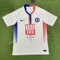 2020-2021 Chelsea 3rd Away White Thailand Soccer Jersey AAA