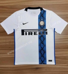 2021-2022 Inter Milan White Thailand Soccer Jersey AAA