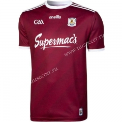 GAA 2020-2021 Kerry Red Rugby Shirt