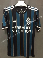 2021-2022 Los Angeles Galaxy Blue & Black Thailand Soccer Jersey AAA-XY