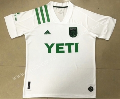 2021-2022 Austin FC Away White Thailand Soccer Jersey AAA-HR