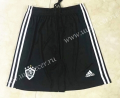 2021-22 La Galaxy Home Black Thailand Soccer Shorts