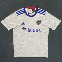2021-22 Houston Dynamo Away White Thailand Soccer Jersey AAA-518