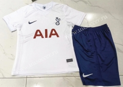 2021-22 Tottenham Hotspur Home White Kid/Youth Soccer Uniform