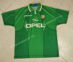 94-96 Retro Version Ireland Home Green Thailand Soccer Jersey AAA-C1046