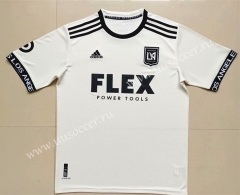 2021-22 Los Angeles FC Away White Thailand Soccer Jersey AAA-HR
