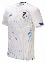 2021-22 Panama Away White Thailand Soccer Jersey AAA-318