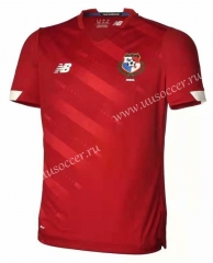 2021-22 Panama Home Red Thailand Soccer Jersey AAA-318