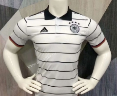 2021-2022 Germany White Thailand Polo shirts-403
