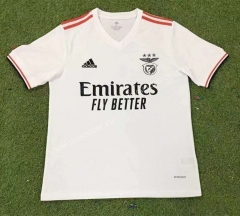 2021-2022 Benfica Away White Thailand Soccer Jersey AAA-503