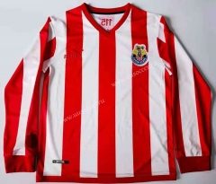 115th Anniversary Edition CD Guadalajara Home Red & White LS Thailand Soccer Jersey AAA-912