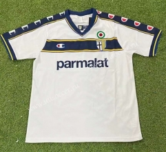 02-03 UD Las Palmas Away White Thailand Soccer Jersey AAA-503