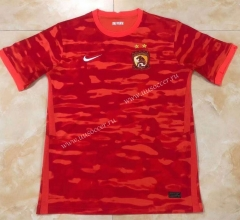 2021-22  Guangzhou Evergrande Home Red Thailand Soccer Jersey AAA-407