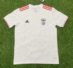 2021-2022 Benfica Away White(No ads) Thailand Soccer Jersey AAA-503