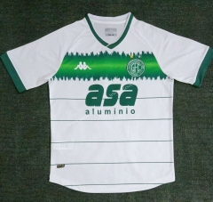 115th anniversary  Guarani Away White Thailand Soccer Jersey AAA-416