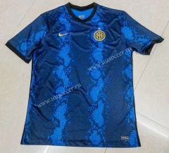 2021-2022 Inter Milan Home Royal Blue Thailand Soccer Jersey AAA-2017
